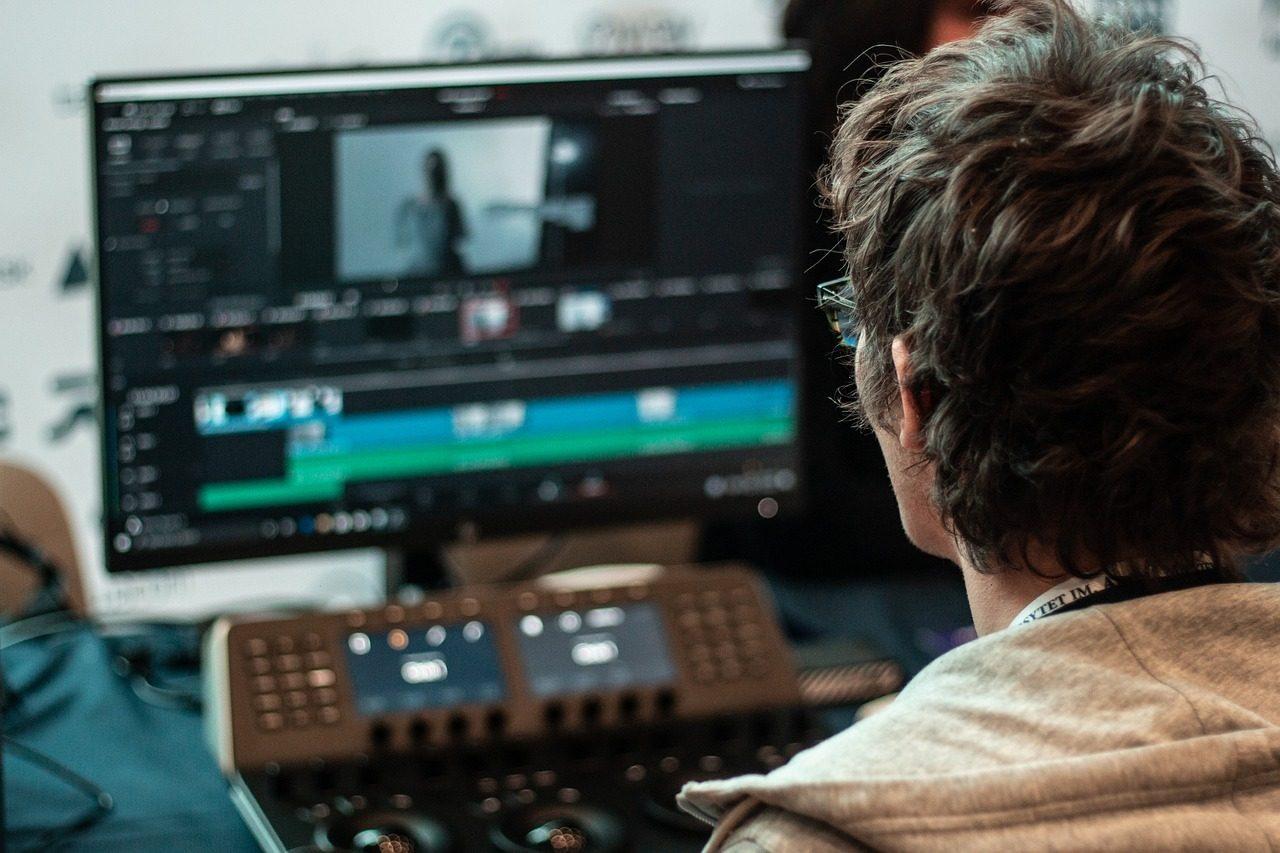 software de edição de video